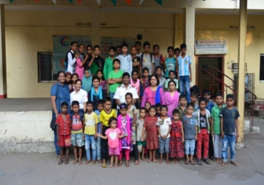 Education for Slum Children in India